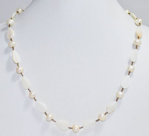Pearl Round & Drop Shape Bead in Nodes In Between