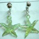 Birthday party return gift, Starfish kid girl's dangle clip on earring