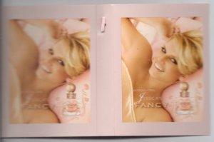 Jessica's Fancy Eau de Parfum  .05 fl oz 1.52ml sample vail on card