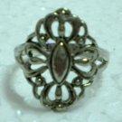 Sale - Woman Jewelry Metal ring fashion ring filigree ring US 9