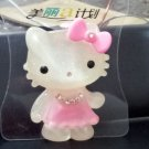 Hair accessories White Hello Kitty Elastic band for girl