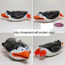 HK McDonald's Happy Meal Toy:2015 DREAMWORKS- NADAGASCAR PENGUINS RICO DISC LAUNCHER