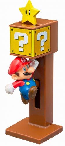HK McDonald's Happy Meal Toy:2016 Super Mario Question Block