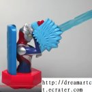 Hong Kong McDonald's Happy Meal Toy:2014 ULTRAMAN TIGA