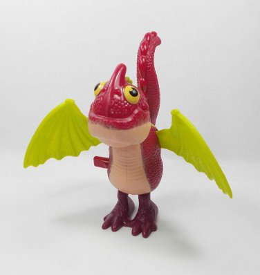 HK McDonald's Happy Meal Toy 2014 how to train your dragon 2 baby scuttleclaws