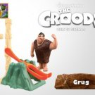 HK McDonald's Happy Meal Toy 2013 Dreamworks The Croods Grug