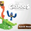 HK McDonald's Happy Meal Toy 2013 Dreamworks The Croods Punch Monkey