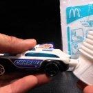 HK McDonald's Happy Meal Toy 2014 Mattel Hot Wheels HW PURSUIT