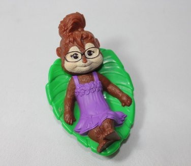 HK McDonald's Happy Meal Toy 2011 Alvin The Chipmunks 3 only in cinemas Jeanette
