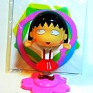 HK McDonald's Happy Meal Toy:2015 Chibi Maruko Ring Toss 櫻桃小丸子