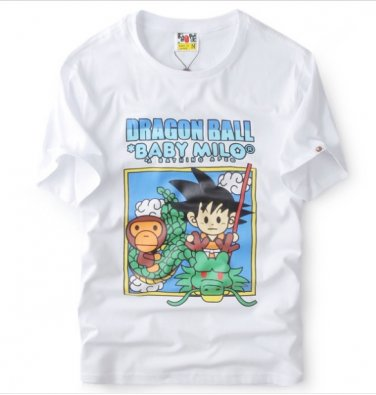 Japan Dragon Ball Baby Milo A Bathing Ape T-Shirt