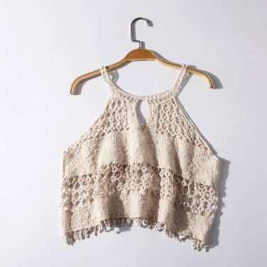 WOMAN LACE TOP