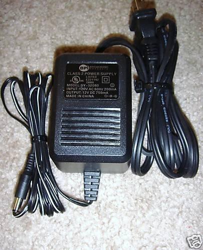 12v 12 volt dc ADAPTER = Motorola DCT700/US cable modem
