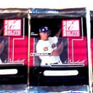 3 new 2001 DONRUSS ELITE baseball HOBBY PACK - sealed