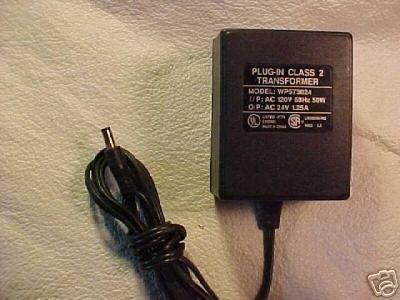 WP573024 TRANFORMER adapter 24V 1.25A for Potrans IBM