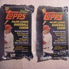 2 new 2000 TOPPS baseball FAT (up to 40) PACK - sealed