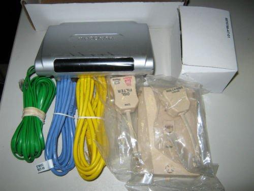 Netopia 2241N DSL ethernet internet USB modem w/EXTRAS