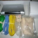 Netopia 2241N DSL ethernet internet USB modem w/EXTRAS