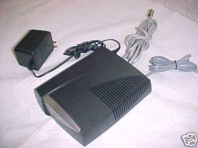 SpeedStream 5260 ADSL ethernet DSL modem ATM SYS