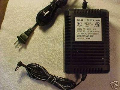 24v AC 2.0A power supply 24 volt adapter PPI-24200-ADU