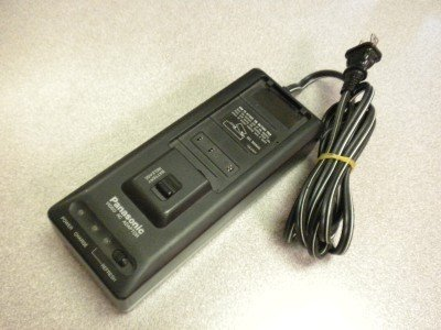 PV A15 Panasonic battery charger video camcorder VHS-C