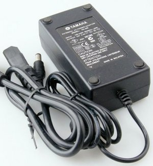 genuine power adapter = Yamaha PSR S500 S900 keyboard Arranger cord brick PSU ac