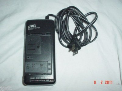 JVC AAV11U camcorder ac battery power charger 8.5v 6.3v