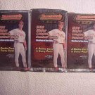 3 new 1999 BOWMANS BEST baseball HOBBY PACKs - three new sealed
