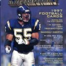 new sealed 1997 Series 2 Topps Stadium Club Football Factory HOBBY - 24 packs