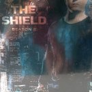 new - The SHIELD second Season 2 (two) DVD 4 Disc 2003 BOXED SET Michael Chiklis