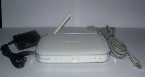 NetGear WGR614 v.6 Wireless G Router internet ethernet PC MAC 54mbps version 6