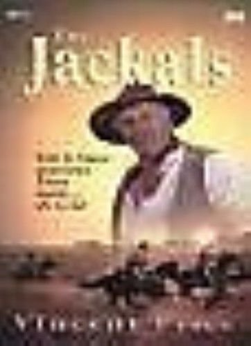 THE JACKALS - new DVD - Vincent PRICE Diana IVARSON Bill BREWER Bob COURTNEY