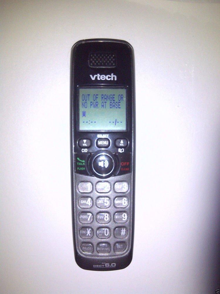 Vtech CS6328 3 Handset - DECT 6.0 CORDLESS tele PHONE v tech charging CS 6328 dc