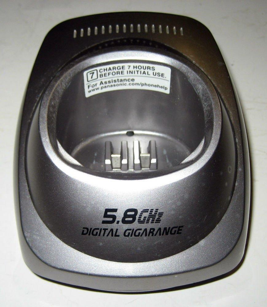 PQLV30042ZAM PANASONIC remote handset charger phone base dc - KX TGA560M TGA560S