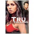 TRU CALLING First 1 Season One DVD 6 Disc BOXED SET Zach Galifianak Shawn Reaves
