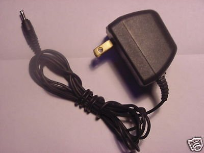 6v 6 volt ADAPTER cord = Omron HEM ADPT1 blood pressure monitor power plug PSU