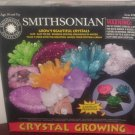 complete Giant 9 CRYSTAL GROWING lab set w/6 pedestals SMITHSONIAN kit rock used