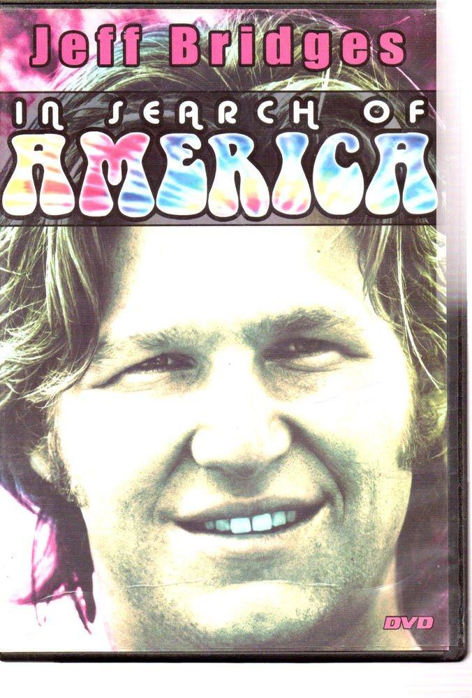 In Search of America - NEW DVD - Jeff BRIDGES Sal MINEO Vera MILES Carl Betz