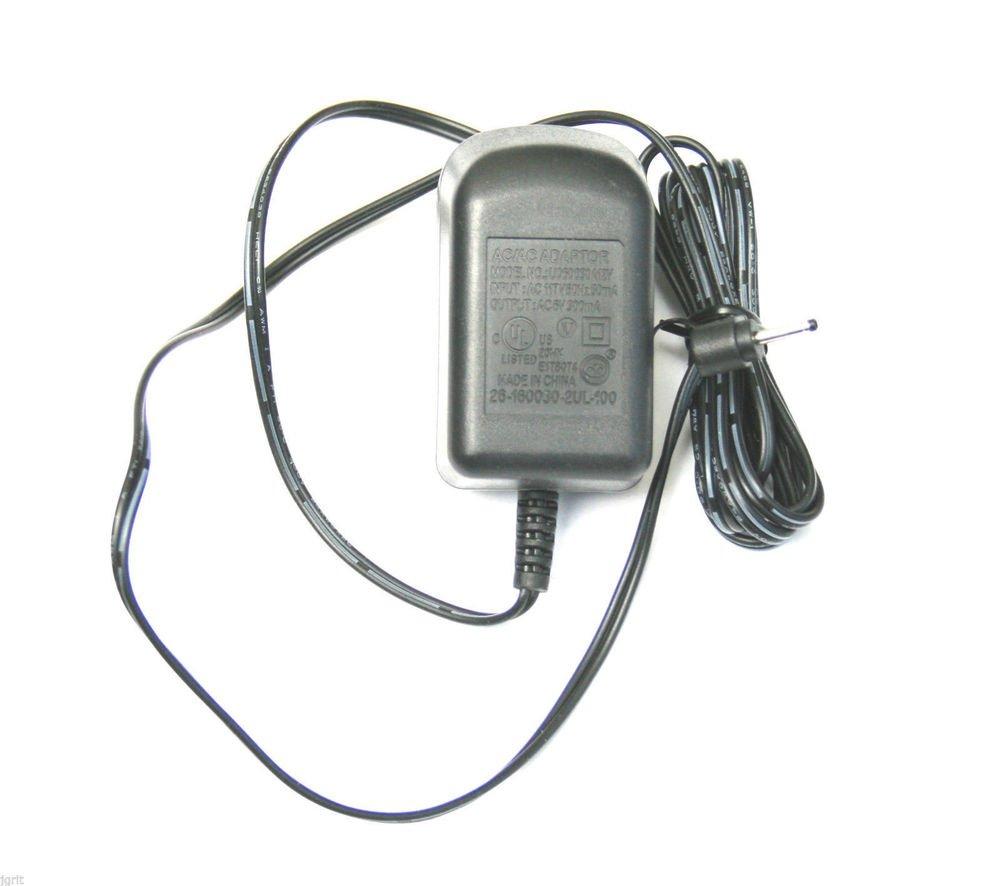 6v ac 6 volt power supply = AT&T CL82201 CL82301 att cable plug electric VAC PSU