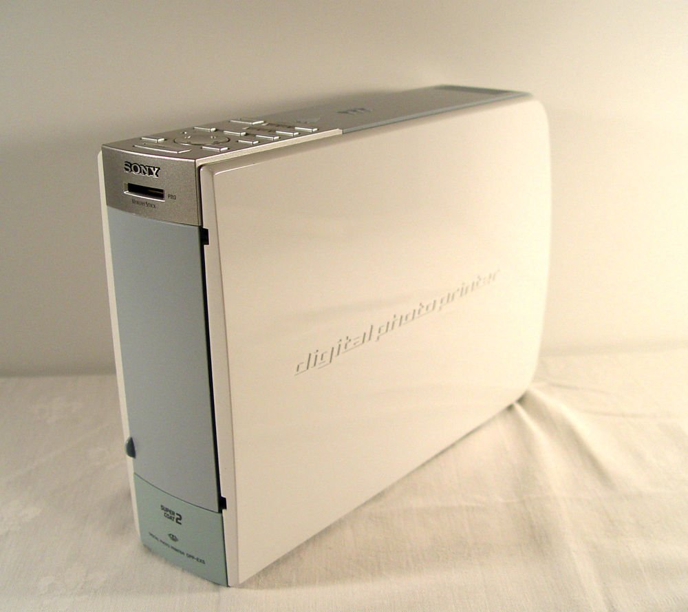 Sony DPP-EX5 Digital Photo Thermal Printer photo camera picture console DPPEX5