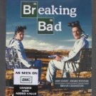 AMC BREAKING BAD second Season 2 (two) DVD 4 Disc 2010 BOXED SET Bryan CRANSTON