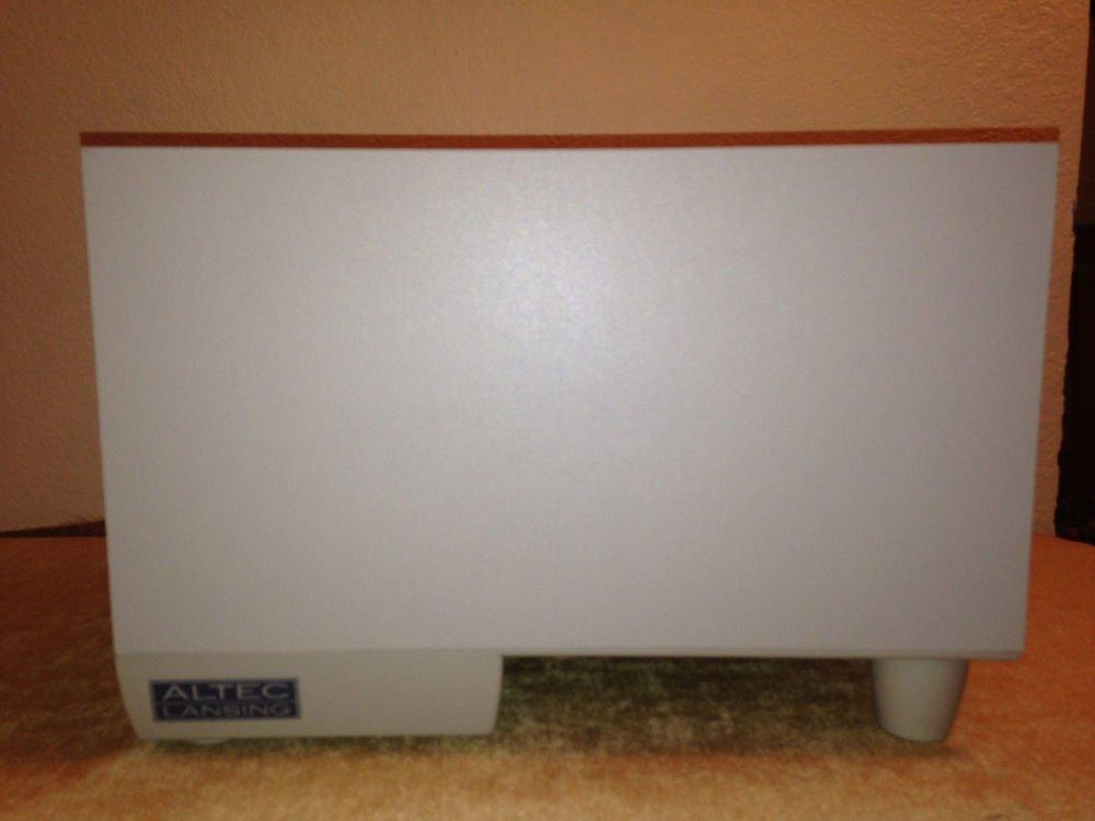 Altec Lansing ACS340 SubWoofer Speaker ONLY - pc acs 340 laptop Computer