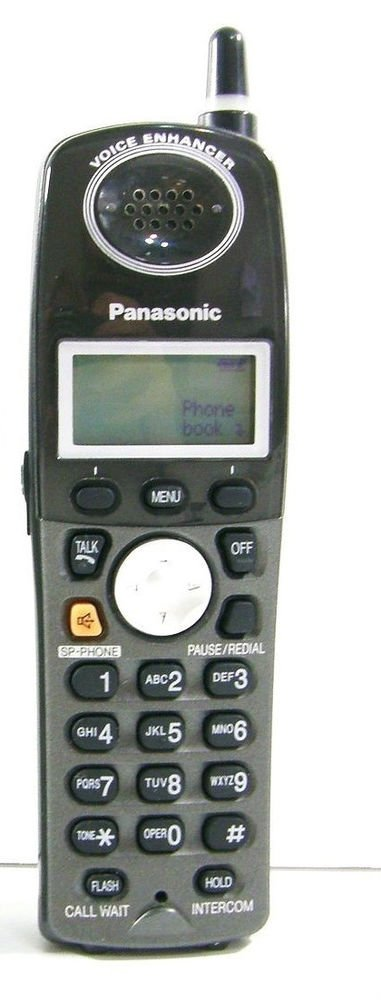 Panasonic TGA560B cordless Phone Handset - main base KX TG5622 TG5623 TG5672