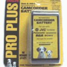 Thomson brand AV8M3WHP rechargeable camcorder BATTERY VHS-C 8mm JVC RCA Sony