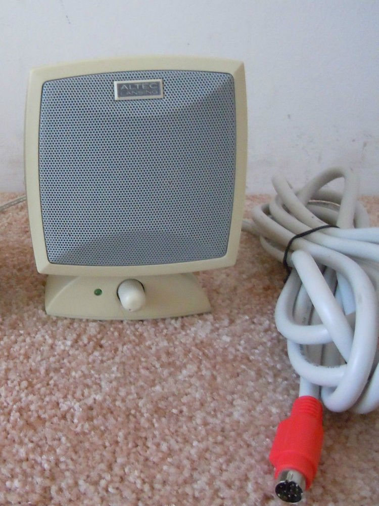 Altec Lansing ACS 44 - CONTROL Satellite Speaker ONLY - pc audio laptop Computer