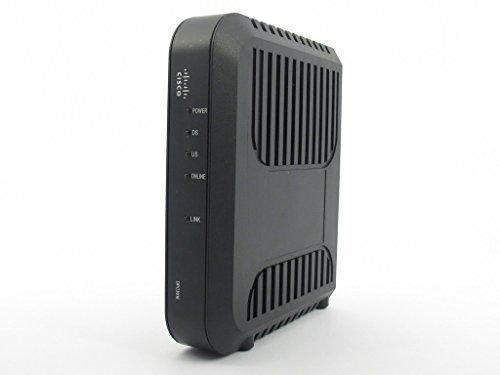 Cisco DPC3010 Cable Modem box - USB ethernet internet 4037053 PC MAC DOCSIS 3.0