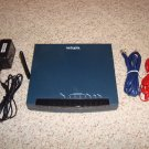 NETOPIA 3347 DSL WIRELESS ETHERNET ROUTER w/extras internet computer pc phone