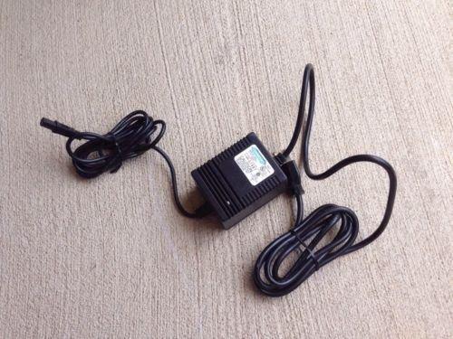27v 27 volt HYPERCOM adapter cord - credit card machine T7P T7 plus power plug