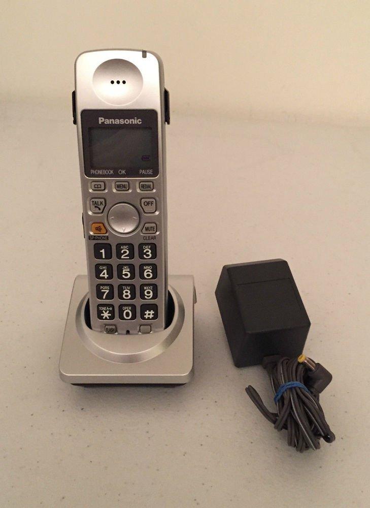 Panasonic KX TGA101S - RB/HS/P - KX TG1031s TG1032s TG1033s TG1034s PQLV30053ZAS
