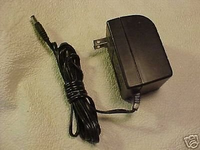 6v 6 volt adapter cord = Jensen MR 600 weather band radio A1 power electric dc